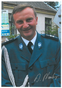 Stasiu policjant